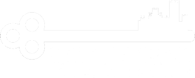 Cathedral Locksmiths Logo in White